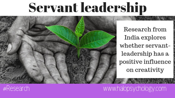 A servant leadership style is more likely to build trust, enable employees to thrive and be creative